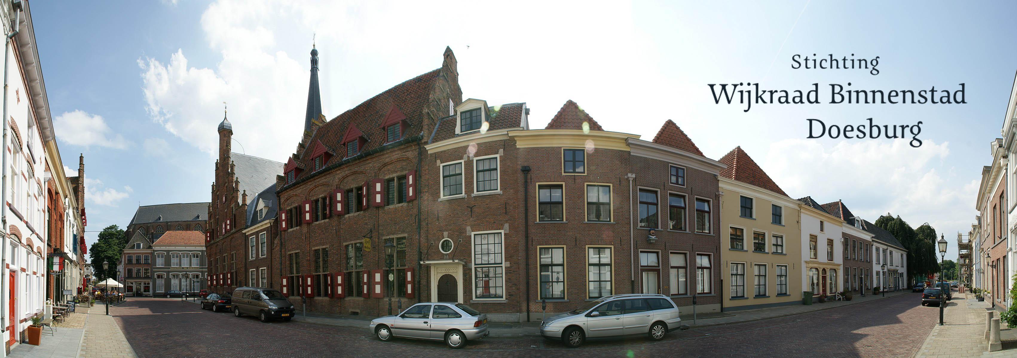 Wijkraad Binnenstad Doesburg